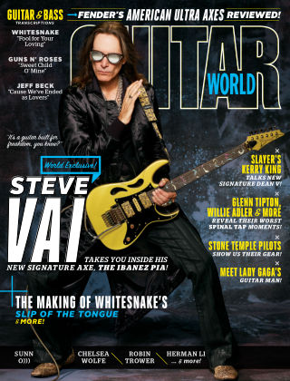 Guitar World March 2020