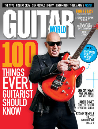 Guitar World June 2020