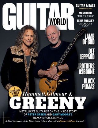 Guitar World July 2020