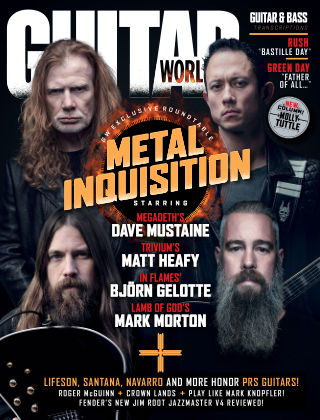 Guitar World August 2020
