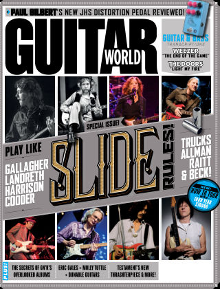 Guitar World September 2020