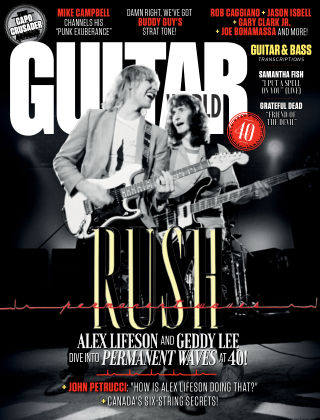Guitar World October 2020