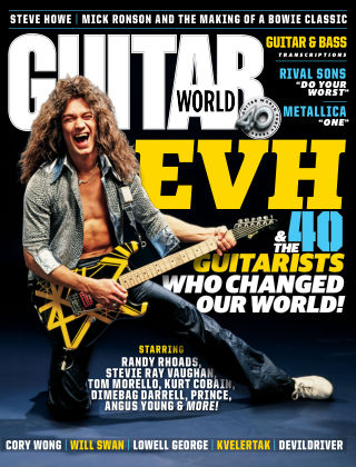 Guitar World December 2020