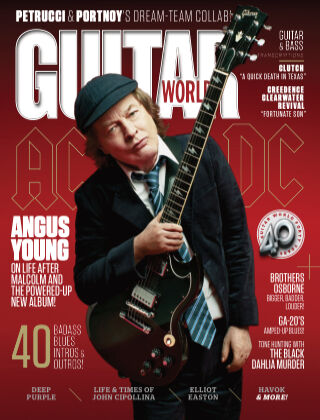 Guitar World Holiday 2020