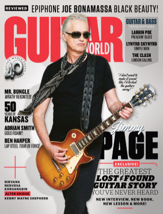 Guitar World March 2021