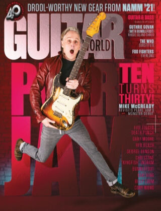 Guitar World May 2021