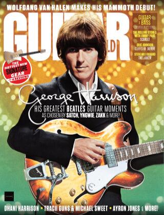 Guitar World September