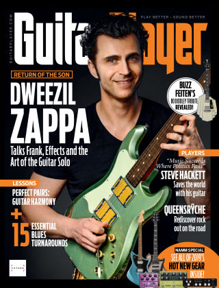 Guitar Player April 2019