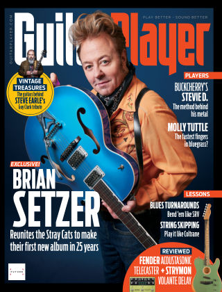 Guitar Player May 2019