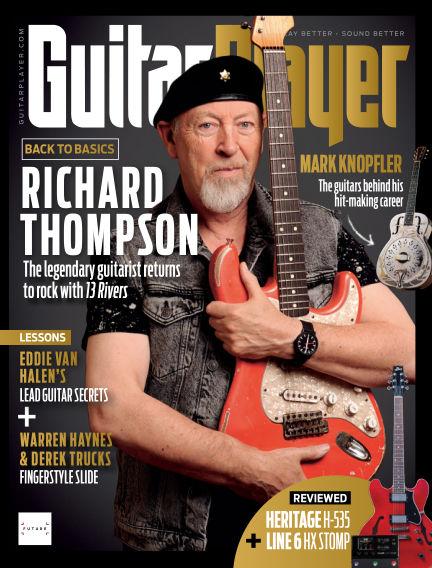 Guitar Player February 01, 2019 00:00