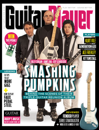 Guitar Player Nov 2018