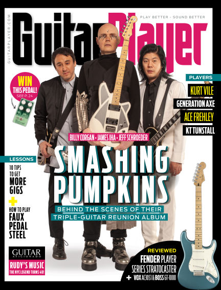 Guitar Player November 01, 2018 00:00