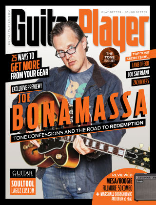 Guitar Player Oct 2018