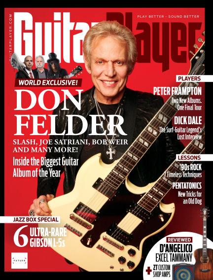 Guitar Player May 07, 2019 00:00