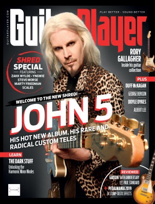 Guitar Player August 2019