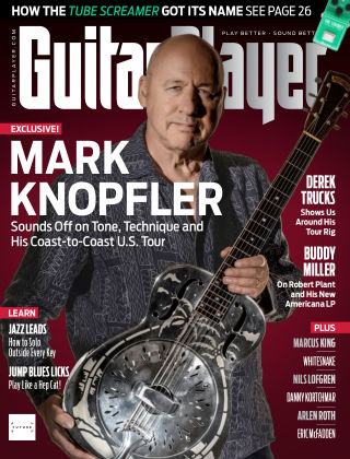 Guitar Player September 2019