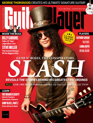 Guitar Player October 2019