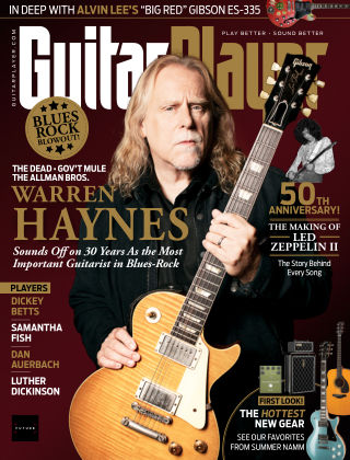 Guitar Player November 2019
