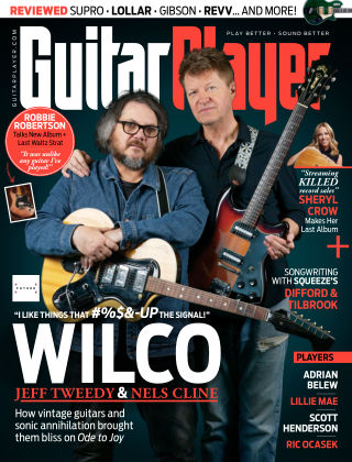 Guitar Player December 2019