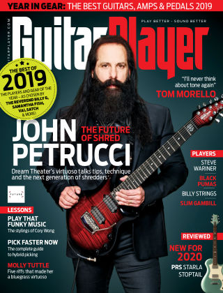 Guitar Player January 2020