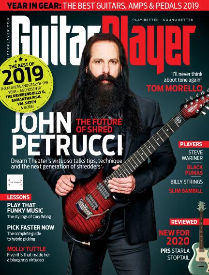 Guitar Player December 17, 2019 00:00