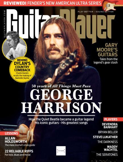 Guitar Player January 14, 2020 00:00