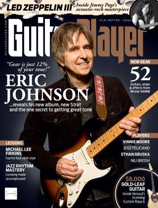 Guitar Player April 2020