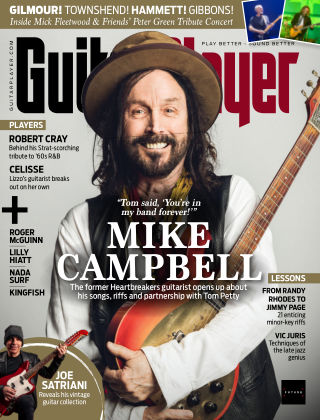 Guitar Player May 2020