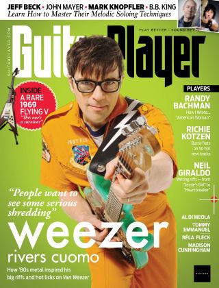 Guitar Player June 2020