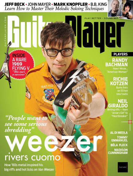 Guitar Player May 05, 2020 00:00
