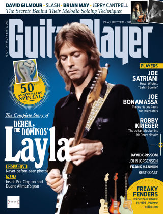 Guitar Player July 2020