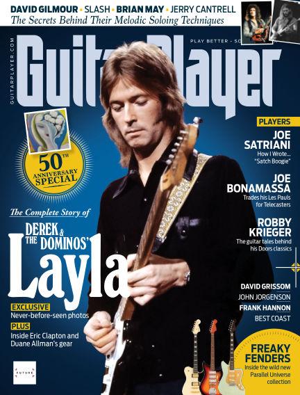 Guitar Player June 02, 2020 00:00