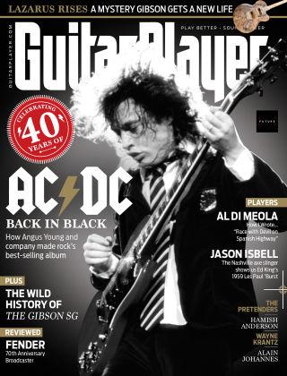 Guitar Player August 2020