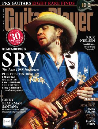 Guitar Player October 2020