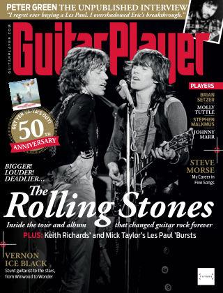 Guitar Player November 2020