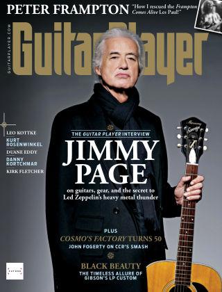 Guitar Player December 2020