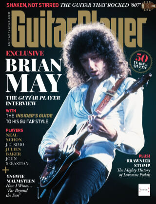 Guitar Player May 2021