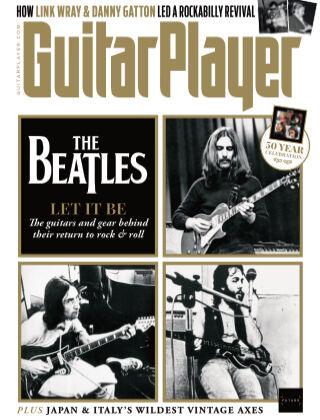Guitar Player September