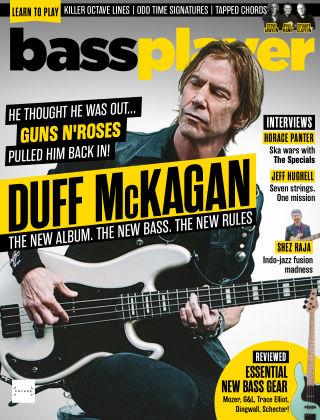 Bass Player April 2019