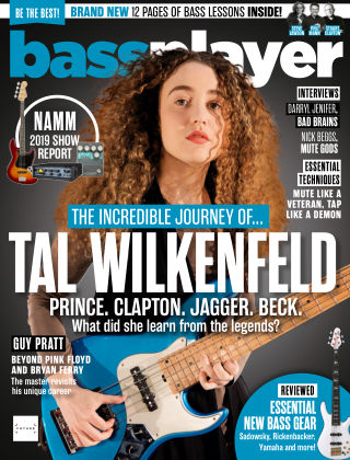 Bass Player March 2019