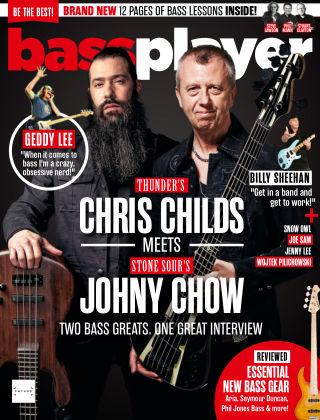 Bass Player Feb 2019