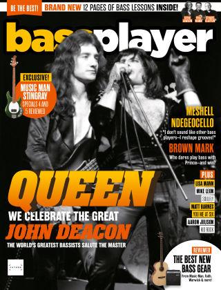 Bass Player Oct 2018