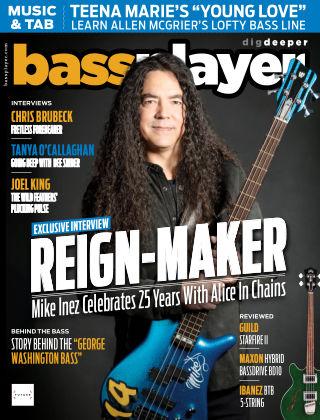 Bass Player Aug 2018