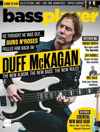 Bass Player May 2019