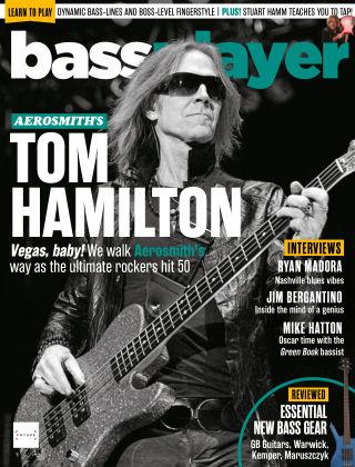 Bass Player August 2019