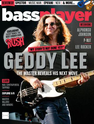 Bass Player December 2019