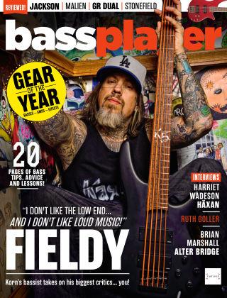 Bass Player January 2020