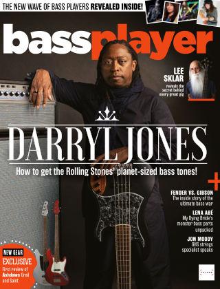 Bass Player June 2020