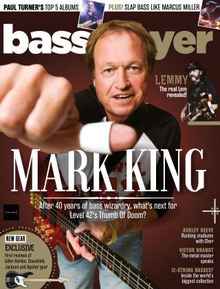Bass Player July 2020