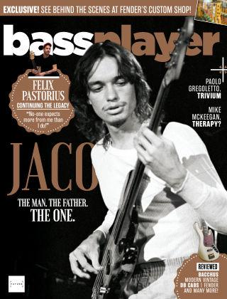 Bass Player August 2020